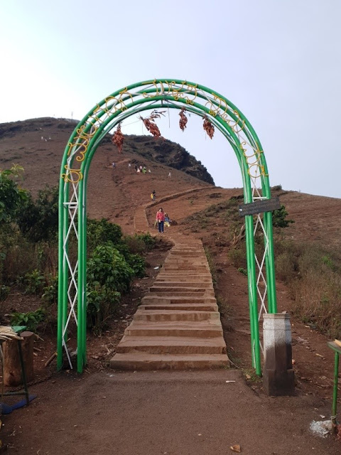 Hill Station Chikmagalur of India