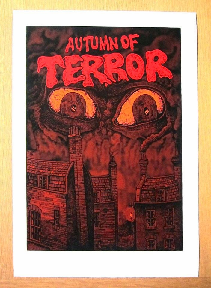 Autumn of Terror: Jack the Ripper - A Graphic Tale