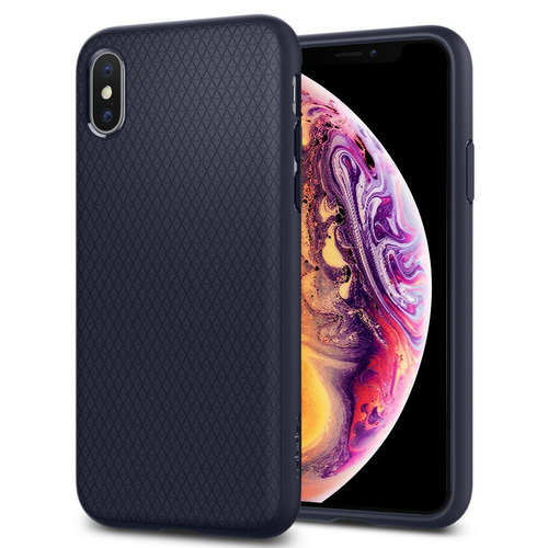 Casing Spigen Liquid Armor iPhone XS