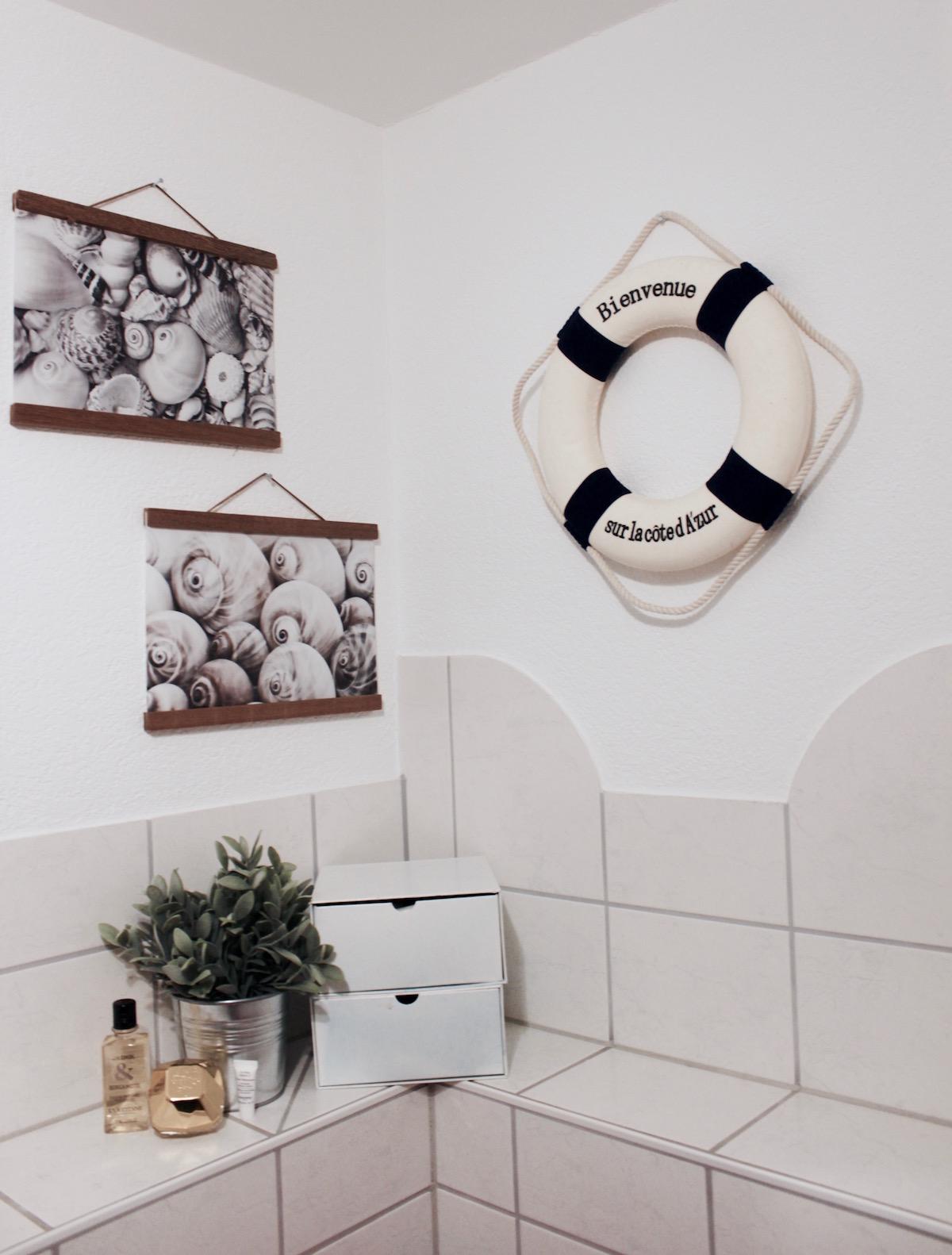 Kleines Bad Einrichtungstipps Roomtour Bathroom Posterlounge Westwing