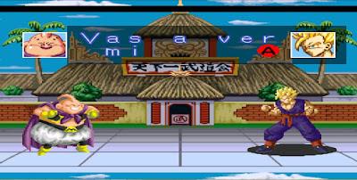 Dragon Ball Z: Super Butoden 3 - Captura 2