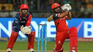 RCB vs DD 5th Match IPL 2017 Highlights