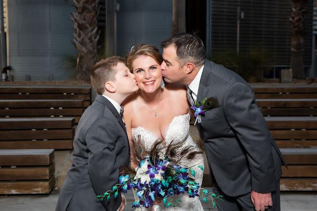 Galveston Wedding Makeup
