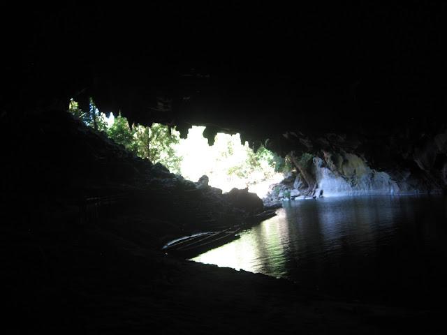 laos kong lo mağarası