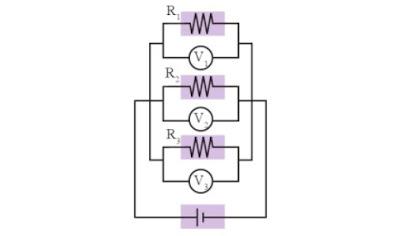 rangkaian paralel 3 hambatan