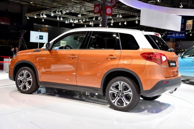 Suzuki Vitara 2015 отзывы владельцев
