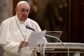 *FRANCESCO:* _The Pope never endorsed Homosexuals