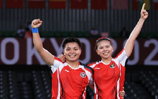 Link Streaming Final Badminton Ganda Putri 2020 Senin, 2 Agustus
