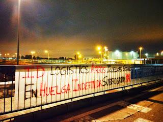 Resultado de imagen de Diario de una huelga en Airbus-Illescas: día 7