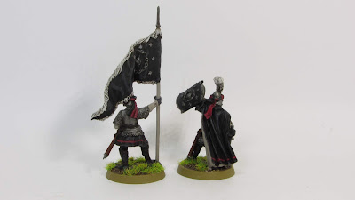 Arnor Bannerbearer and Captain