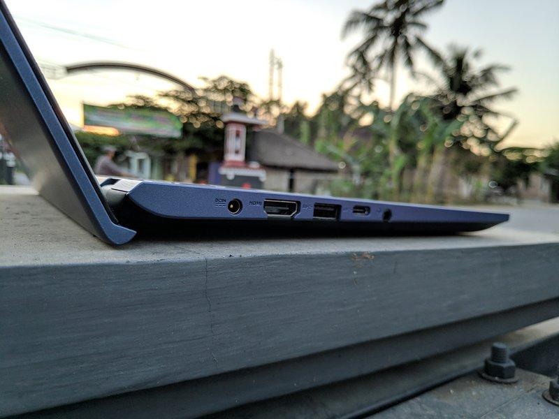 Desain Asus Vivobook Ultra A412FA EK303T