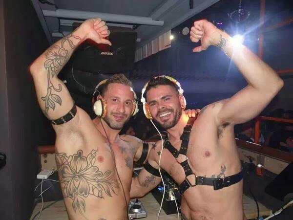 Show gay viktor rom y alejandro chus semad 2017 8