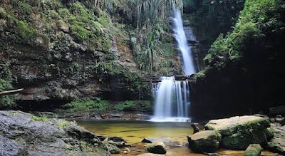 Keunikan yang dimiliki objek wisata Air terjun Aek Martua