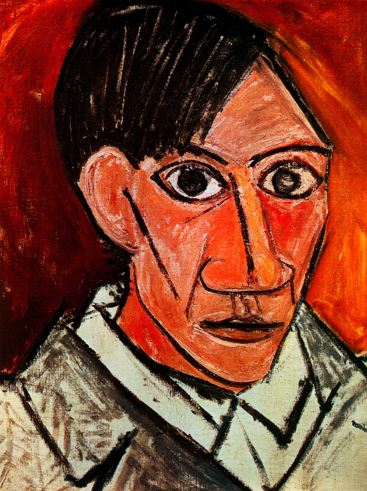 Narrative Drive Picasso By Patrick O Brian