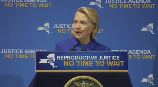 Hillary Clinton: 'Likability' discussion around female candidates 'takes me back'