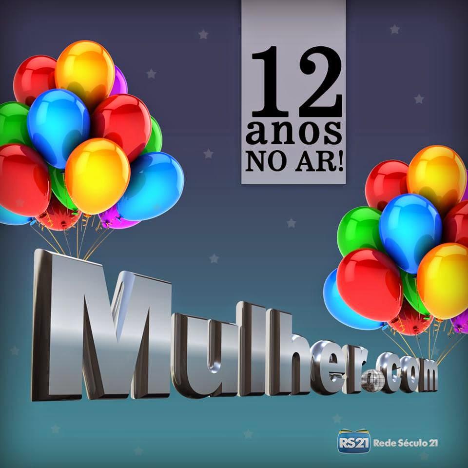 Mulher.com (12 anos no ar!)
