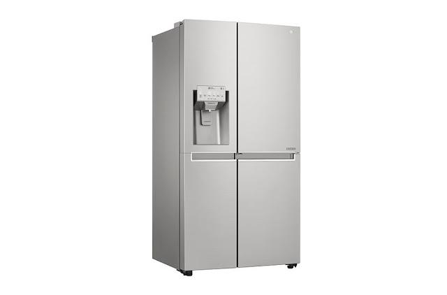 Tủ lạnh Side by Side LG SBS GR-P247JS
