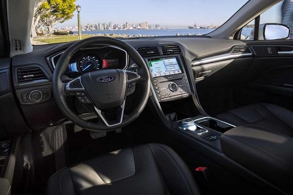 Ford Mondeo 2019 Interior