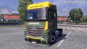 Mercedes MP4 Gartner KG