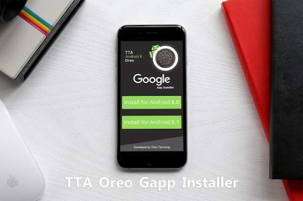 TTA Oreo Gapp Installer