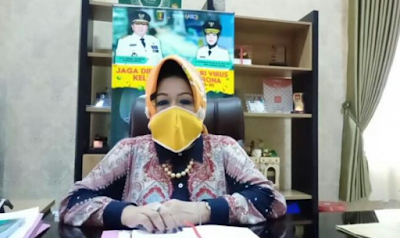 Reihana: Resiko Kematian Kasus Covid-19 di Lampung Urutan Kedua Nasional