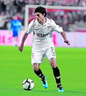 Diego Perotti Sevilla FC