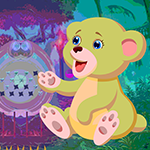 Play Games4king Lovely Bear Rescue