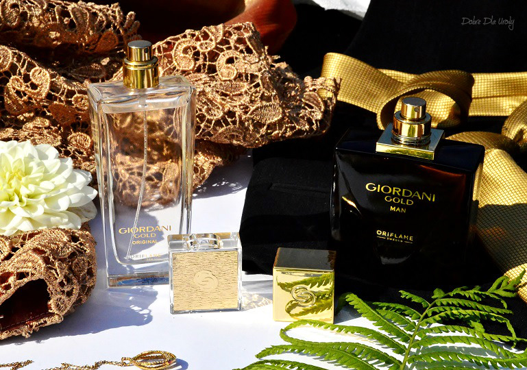 Oriflame - Giordani Gold Man dla Niego i Giordani Gold Original dla Niej recenzja