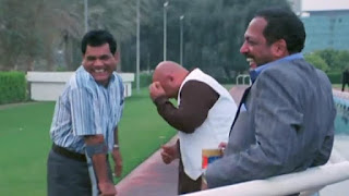 Uday Shetty and all laughing on Majnu Bhai, Nana Patekar as Uday Shetty | best welcome movie meme templates & dialogue