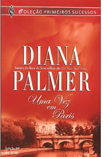 UMA VEZ EM PARIS - Diana Palmer