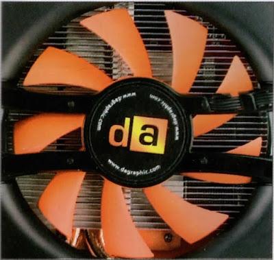 cooler GTS450 SONIC PLATINUM