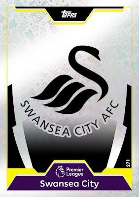 Match Attax 2017//18 Swansea City 17//18