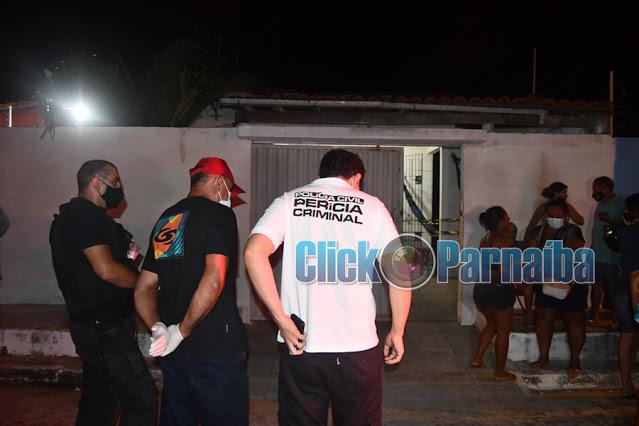 Violência: Mais um crime de acerto de contas em Parnaíba