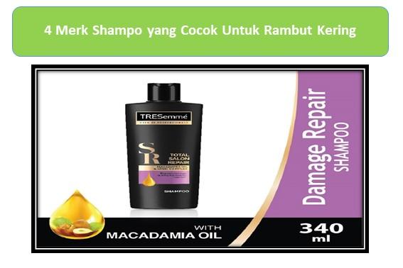 TRESemme total salon repair shampoo