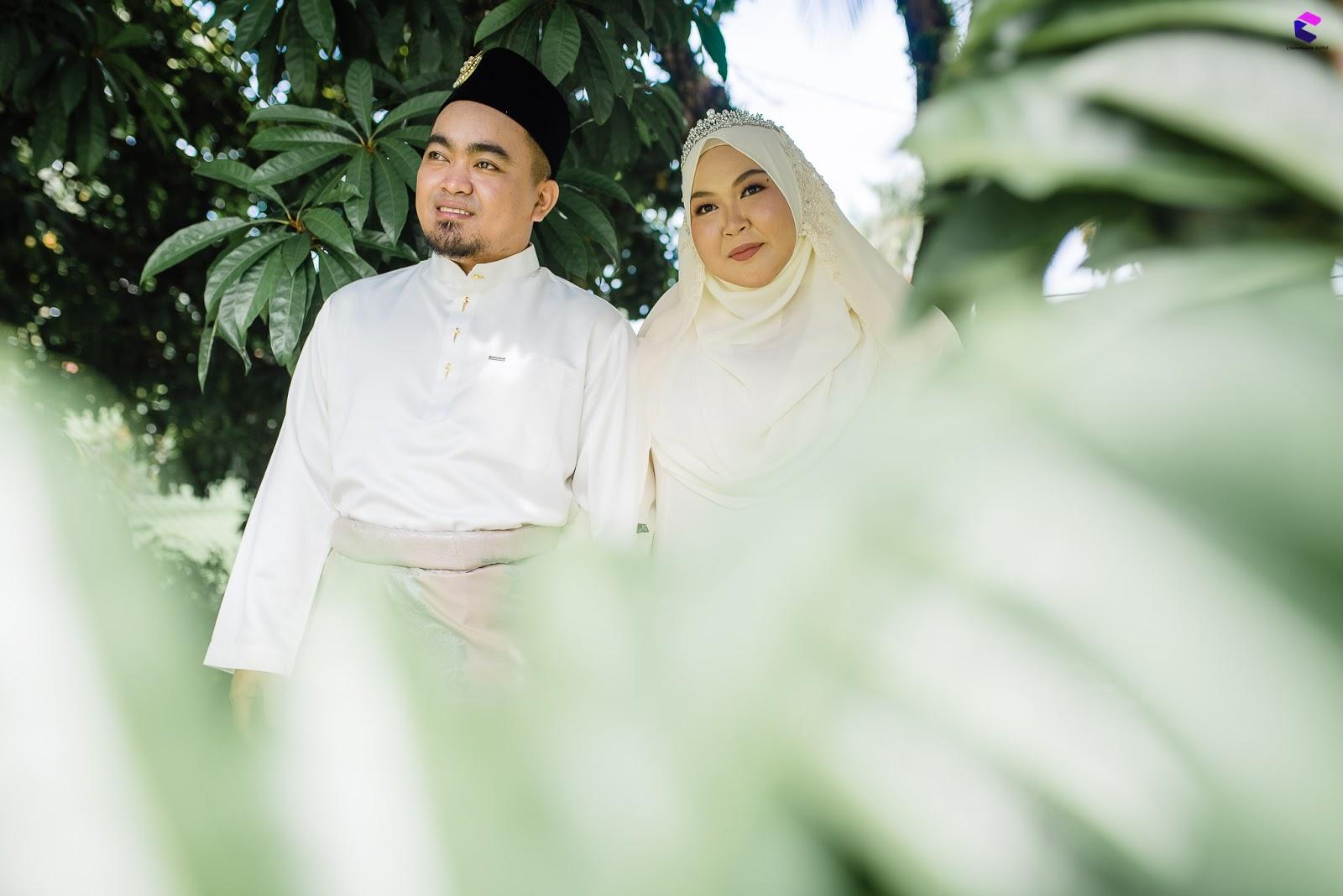 Fazilah + Ezlye