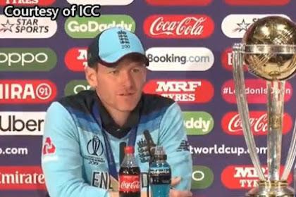 """Menang Dramatis Juarai Piala Dunia, Kapten Timnas Kriket Inggris: """"Allah Bersama Kami"""""""