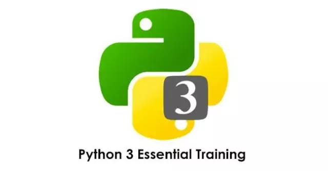 Python 3 Essential Training free download