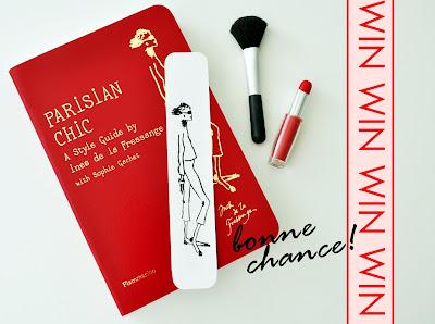 Giveaway: Parisian Chic by Ines de la Fressange