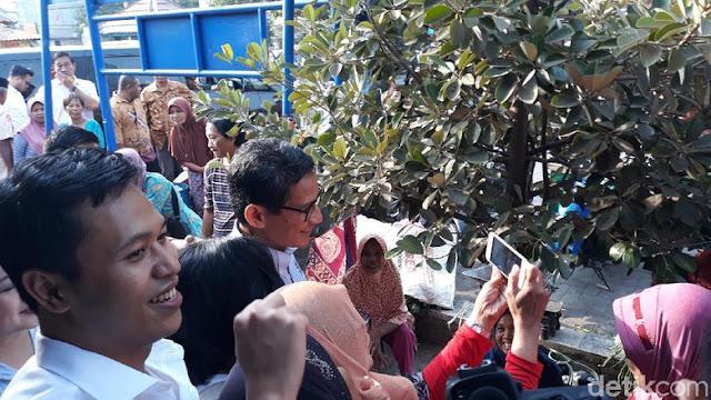 Beda dengan Jokowi, Sandiaga Tak Ingin Kepala Daerah Jadi Timsesnya
