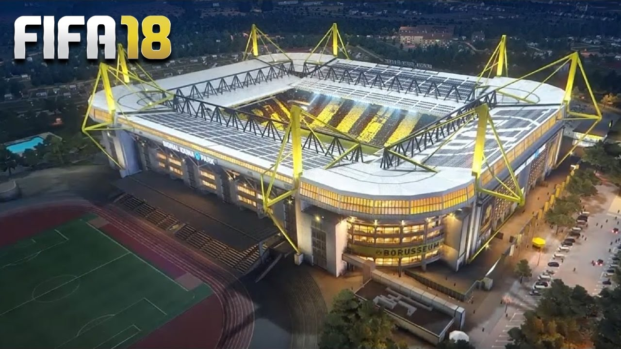 Fan Of Fifa Fifa 18 Stadiums New And Licensed Stadiums