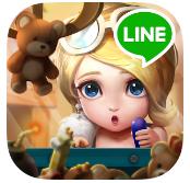 LINE Lets Get Rich v1.7.0 Mod Apk Unlimited Money, Diamond, Clover and Gold