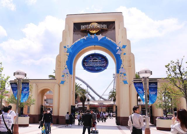 Tips dan Trik Mengunjungi Universal Studio Jepang