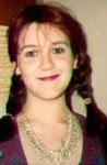 Julie aged 19