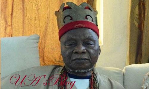 IPOB leader, Nnamdi Kanu loses father