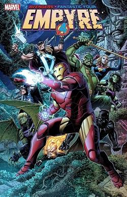 Empyre: Avengers #0