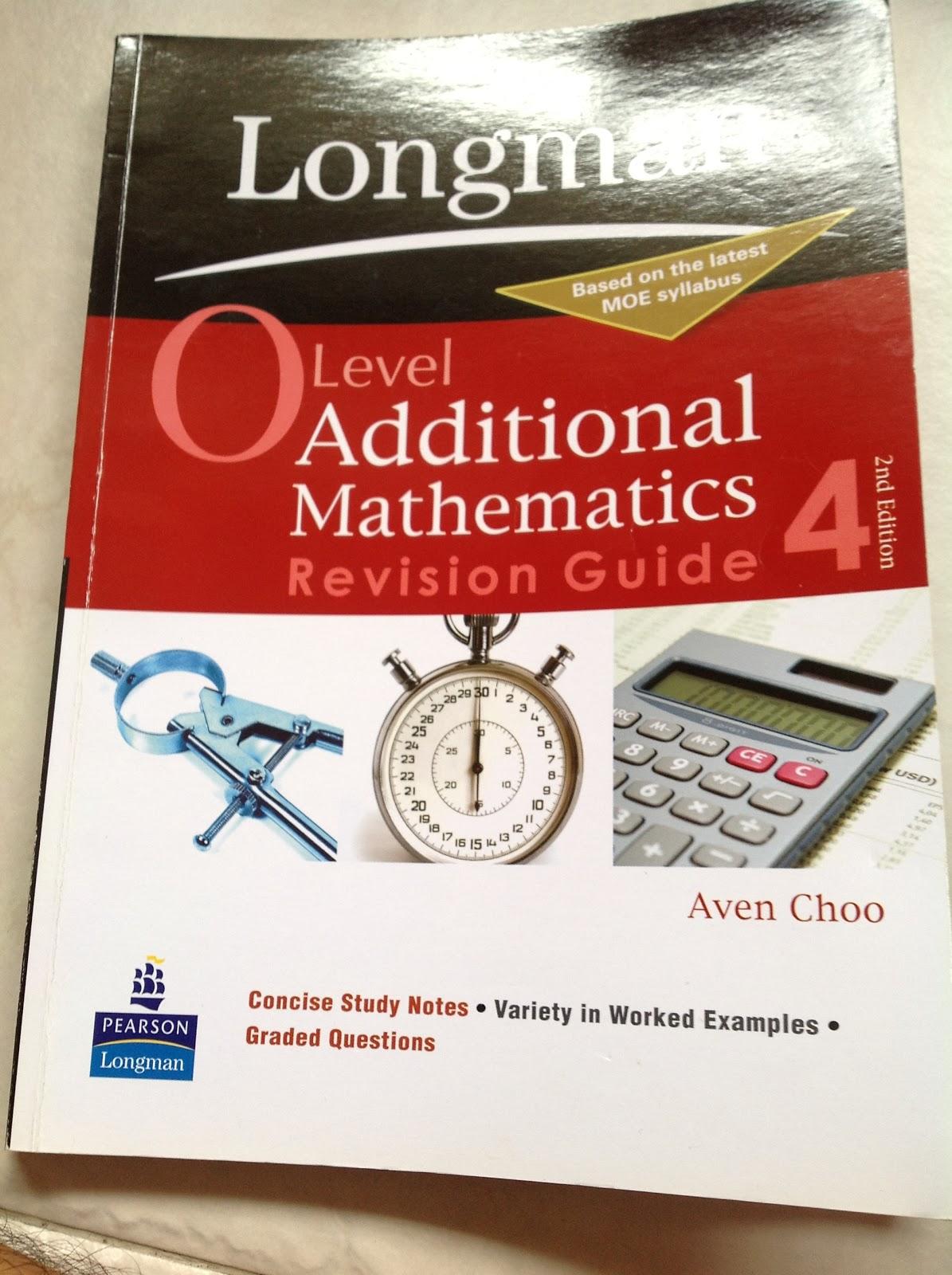 O level maths book d16z6