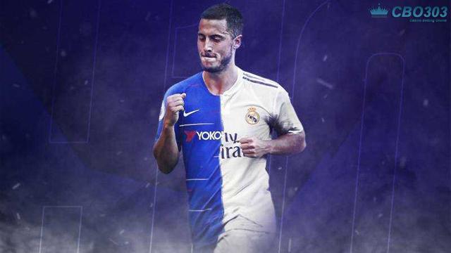 Deal!!! Eden Hazard Berlabuh Ke Real Madrid Dengan Mahar Rp 1,6 Triliun