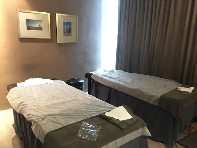 adea spa triplex massage paragon review