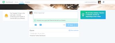 Twitter Dashboard: Gestiona Tu Cuenta De Twitter De Tu Empresa