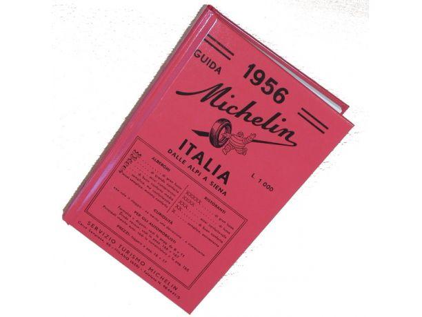 guida michelin italiana anni 50